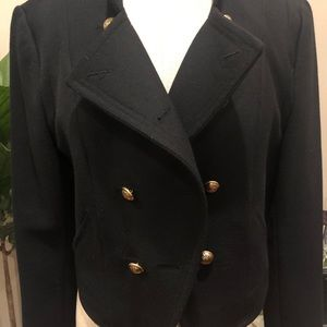 Juicy Couture Military Blazer, size M